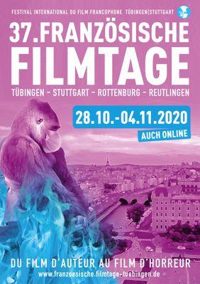 Festival Internacional de Cine Francófono de Tubinga | Stuttgart - 2020