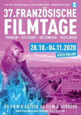 Festival international du film francophone de Tübingen | Stuttgart - 2020