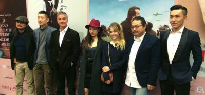 Opening of the 13th French Film Panorama in Beijing
