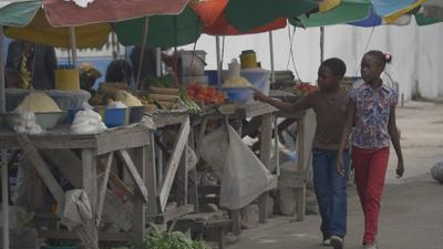 Kinshasa's Small Jobs