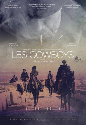 Les Cowboys - Poster - US