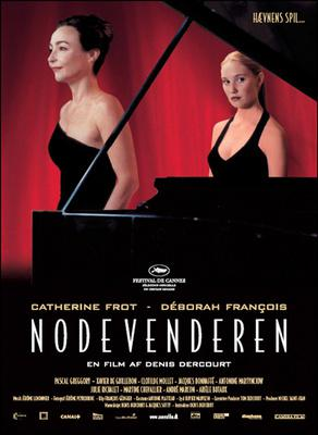 譜めくりの女 - Poster - Denmark