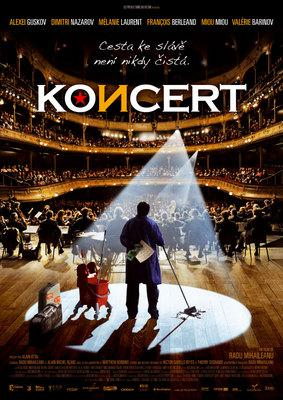 The Concert - Poster - Czech Republic - © Hollywood Classic Entertainment