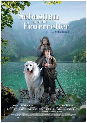 Belle et Sébastien, l'aventure continue - Poster - Swiss