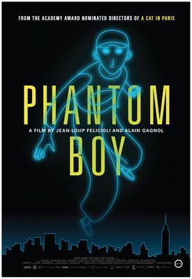 Phantom Boy - Poster - USA