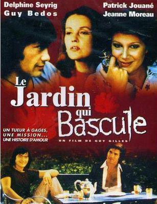 Le Jardin qui bascule - Jaquette DVD France