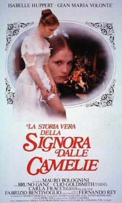 La Verdadera historia de la dama de las camelias - Poster - Italy