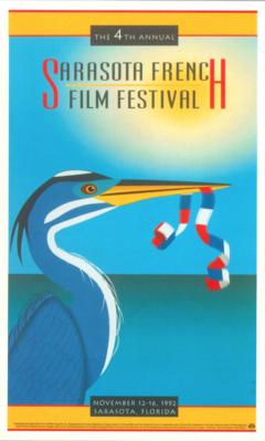 Festival du Film Français à Sarasota