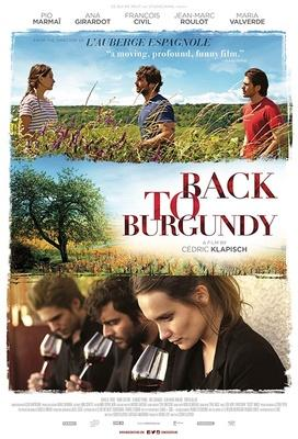 Back to Burgundy - Poster - Australia