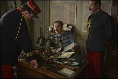 An Officer and a Spy - © Guy Ferrandis - Légendaire - RP Productions - Gaumont - France 2 Cinéma - France 3 Cinéma - Eliseo Cinema - Rai Cinema