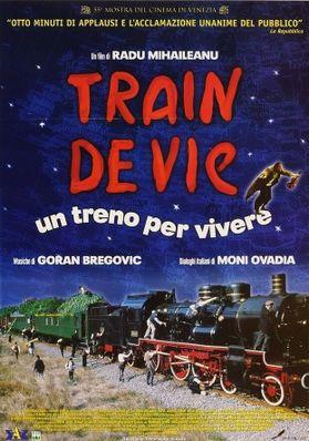 Train de vie - Italy