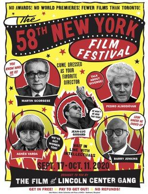 Festival du film de New York (NYFF) - 2020