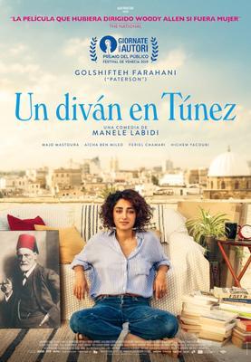 Un divan à Tunis - Spain