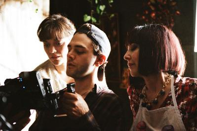 Xavier Dolan - © Shayne Laverdiäre - Sons of Manual