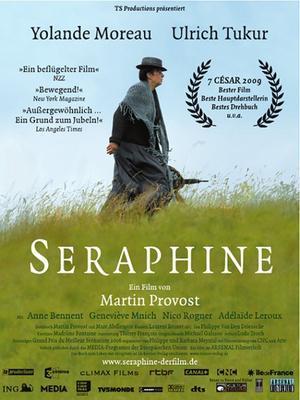 Séraphine - Affiche - Allemagne