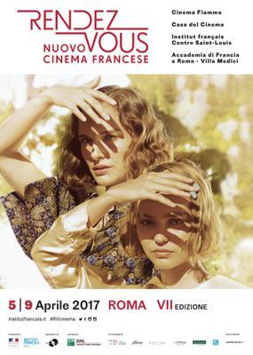 Rendez-vous con el Nuevo Cine Francés de Roma - 2017