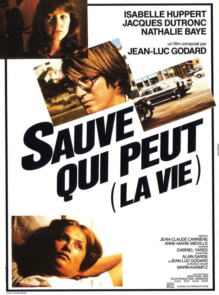Saga production - Poster France