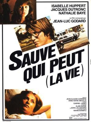 Salve quien pueda, la vida - Poster France