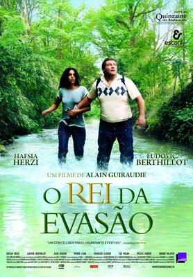 Roi de l'évasion - Affiche Portugal