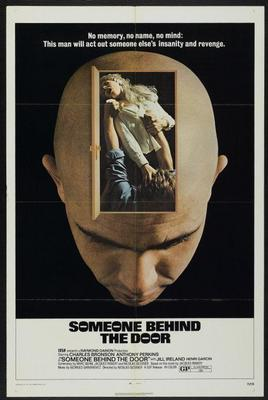 Someone Behind the Door - Poster Etats-Unis