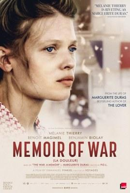 Memoir of War - Poster - International