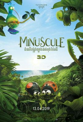 Minuscule 2 - Mandibles from Far Away - Poster - Cambodia