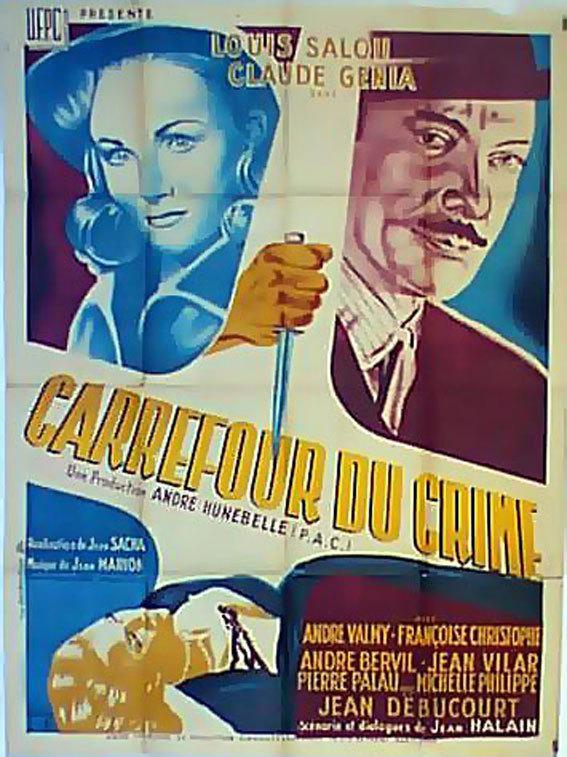 Carrefour du crime