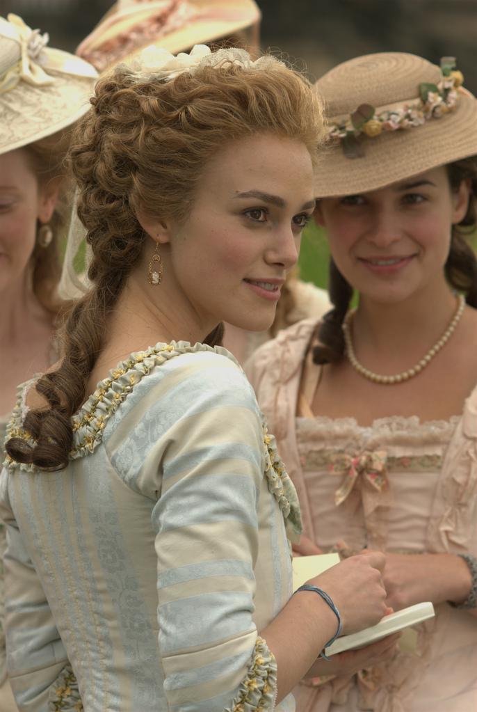 The Duchess/ある公爵夫人の生涯