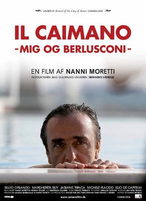The Caiman - Poster - Denmark