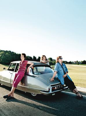 Thelma, Louise et Chantal - © Kate Barry - La Fabrique 2 - Studio 37