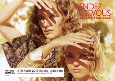 Rendez-vous avec le nouveau Cinéma français à Rome - 2017