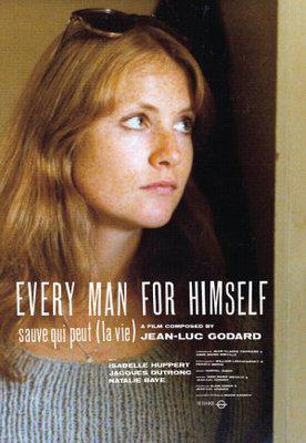 Every Man for Himself - Poster Etats-Unis