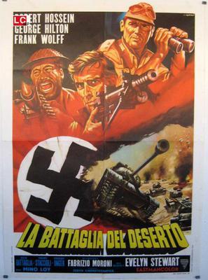 La Batalla del desierto - © Poster - Italy