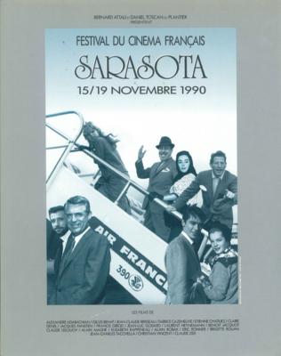 Festival du Film Français à Sarasota - 1990