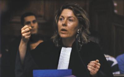 10e Chambre instants d'audiences / 仮題:第10法廷部切迫した審問