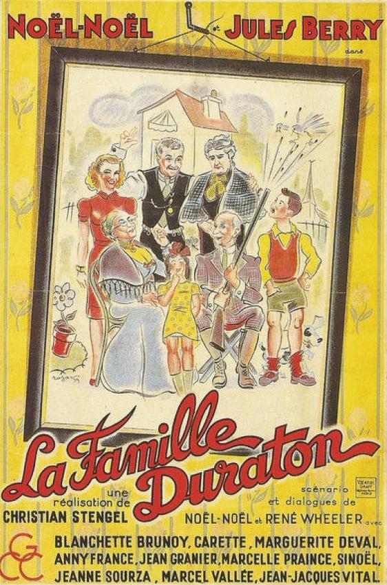 Société de Production du Film Famille Duraton