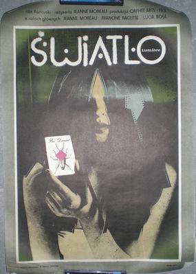 Lumière - Poster Pologne