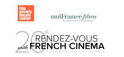 20th New York Rendez-Vous With French Cinema Today, March 6 through 15, 2015