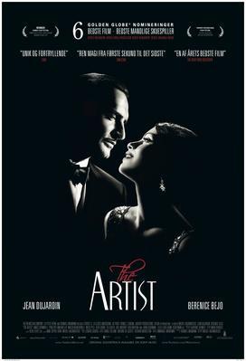 The Artist - Poster - Danemark