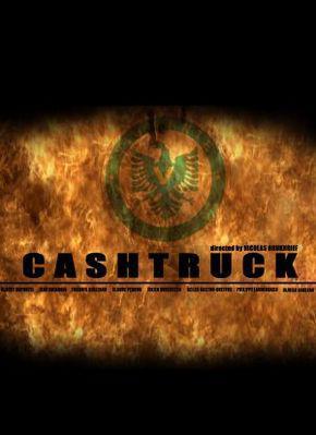 Cash Truck - Poster États Unis