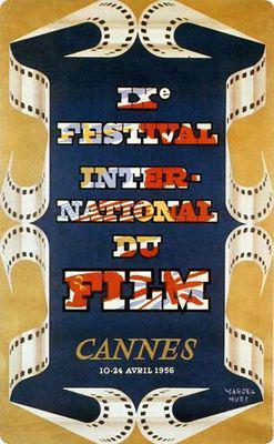 Festival Internacional de Cine de Cannes - 1956