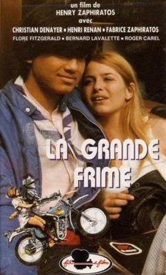 La Grande Frime (ou A nous les minettes) - Jaquette VHS France