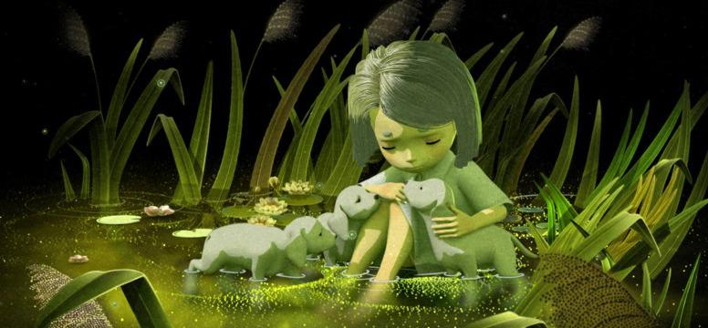 Two French short films nominated for the Golden Cartoon Award
