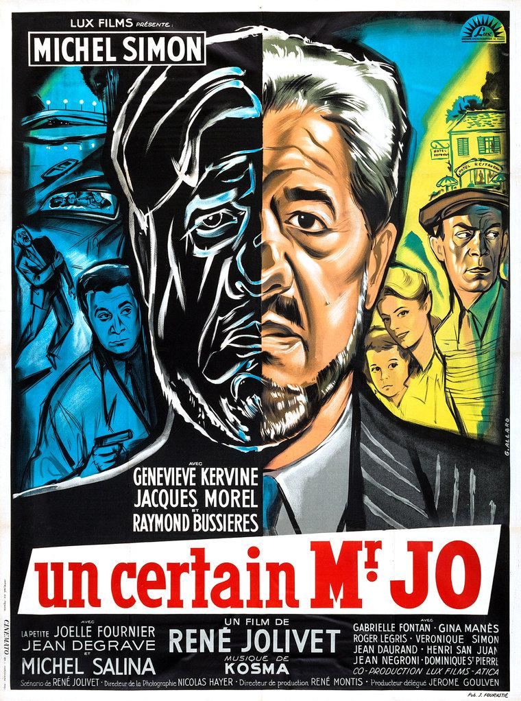 Un certain monsieur Jo