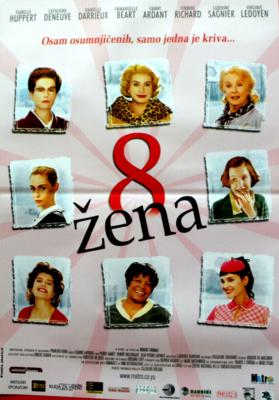 8 femmes - Serbia