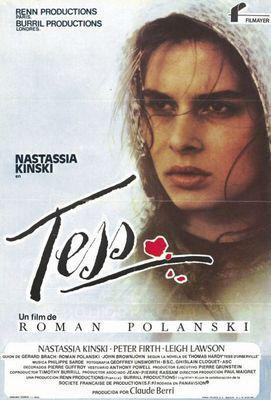 Tess - Poster Espagne
