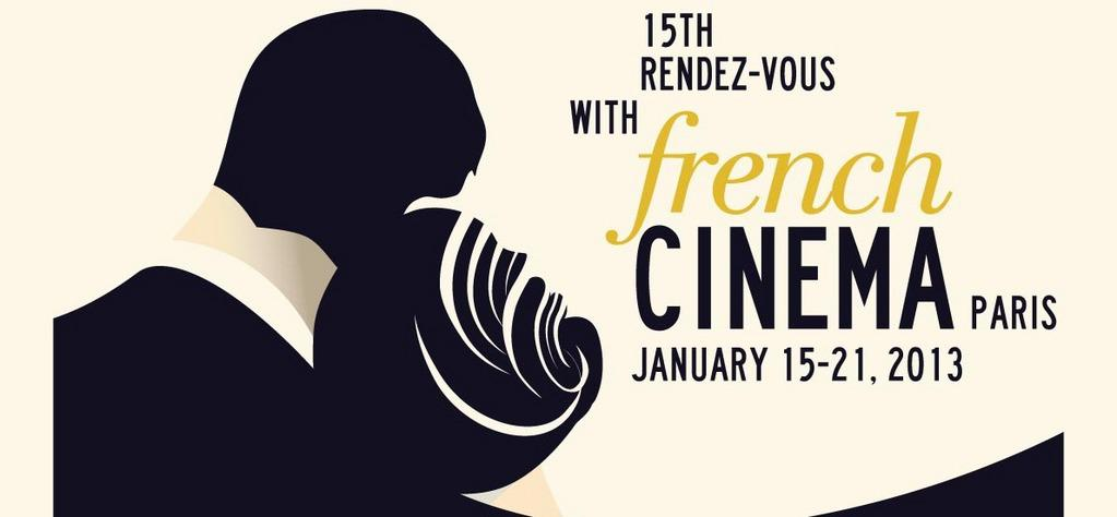 Report on the 15th uniFrance Films Rendez-vous event