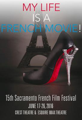 Festival du film français de Sacramento - 2016