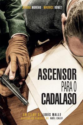 Ascensor para el cadalso - Poster - BR