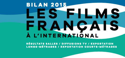 2015 Report on the Performance of French Films Abroad